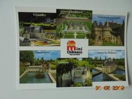 Mini Chateaux Parc De Loisirs. Villandry. Chambord. Chaumont Sur Loire. Chenonceau. Amboise. Azay Le Rideau. Ovet L133 - Amboise