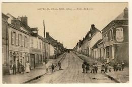 CPA. NOTRE-DAME-DU-THIL (Oise) - Villers-St-Lucien - Autres Communes