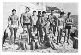 PHOTO HOMMES ET FEMMES   CULTURISME CULTURISTE FORMAT  17.50X11CM  PHOTO FERRERO - Sports