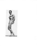 PHOTO HOMME  CULTURISME CULTURISTE FORMAT - Sports
