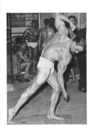 PHOTO HOMME  CULTURISME CULTURISTE FORMAT  13.50 X 9.50 CM - Sports