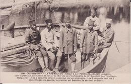 CPA 17 -- LA TREMBLADE -- 13° Bataillon Des Tirailleurs Malgaches N° 3584 TBE - La Tremblade