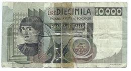 BILLET Italie - 10000 Lire - [ 2] 1946-… : République