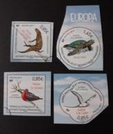 N° 840 à 843        Îles éparses  -  Europa  -  Faune - Terres Australes Et Antarctiques Françaises (TAAF)