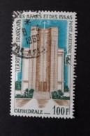 N° PA 61        Cathédrale De Djibouti - Oblitérés