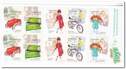 Australië 2007, Postfris MNH, Bicycle, Toys - Boekjes