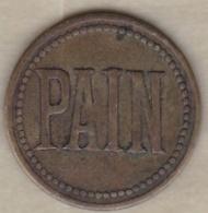 69. Rhône. Lyon. Manufacture Lyonnaise De Matières Colorantes. Pain ,  En Cuivre - Monétaires / De Nécessité