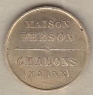 51. Marne. Chalons Sur Marne. Maison Person. Remplacement Militaire. - Professionnels / De Société