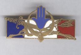 Badge Maintien De L'Ordre En AFN - 2,5 X 5 Cm - Arthus Bertrand - France