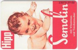 GERMANY K-Serie A-524 - 789 07.93 - Historic Advertising, Hipp - MINT - Deutschland