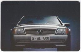 GERMANY K-Serie A-530 - 822 01.93 - Traffic, Car, Mercedes - MINT - Deutschland