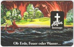 GERMANY K-Serie A-541 - 859 04.92 - Advertising, Funeral - MINT - Deutschland