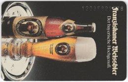 GERMANY K-Serie A-548 - 837 03.92 - Advertising, Drink, Beer - MINT - Allemagne