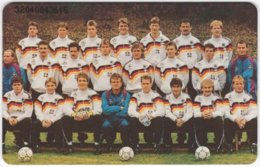 GERMANY K-Serie A-564 - 918 04.92 - Event, Sport, Soccer, National Team - MINT - Deutschland