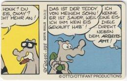 GERMANY K-Serie A-567 - 341 09.92 - Cartoon, Comics, Otto - MINT - Deutschland