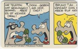 GERMANY K-Serie A-568 - 342 09.92 - Cartoon, Comics, Otto - MINT - Deutschland