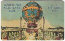 GERMANY K-Serie A-572 - 284 09.92 - Leisure, Ballooning - MINT - Deutschland