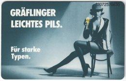 GERMANY K-Serie A-573 - 067 07.92 - Advertising, Drink, Beer - MINT - Deutschland