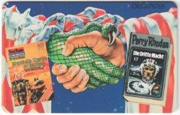 GERMANY K-Serie A-597 - 625 12.92 - Advertising, Magazine, Science Fiction - MINT - Deutschland
