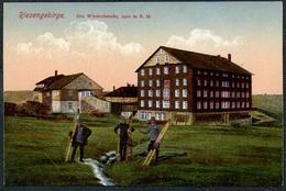 C4881 - Wiesenbaude Riesengebirge - Luční Bouda - Max Leipelt - Schlesien