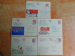 Lot De 5 Entiers Postaux Publibel   (Z7) - Stamped Stationery
