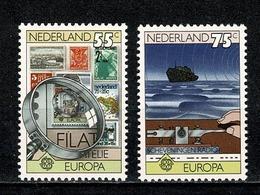Nederland 1979 - NVPH 1179/1180**, Yv. 1111/1112** MNH - Unused Stamps