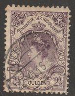 Nederland 1899  NVPH Nr. 78  Used - Oblitérés