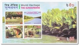Bangladesh 2008, Postfris MNH, World Heritage, The Sundarbans - Bangladesh