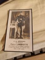Gesneuveld Soldaat Lambiotte - Religion & Esotericism