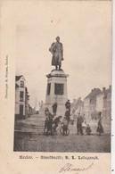 Eecloo ,( Eeklo ) Standbeeld ; K L  Ledeganck - Eeklo