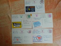 Lot De 5 Entiers Postaux Publibel   (A8) - Postwaardestukken