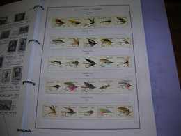 South Africa Transkey  PO 1983 Farfalle Fish. Scott.Strip.di 5 72+See Scan On Scott.Page; - Transkei