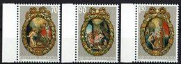Liechtenstein 2001 # Mi. 1275/1277 ** - Ungebraucht