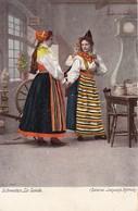 AK Schweden - La Suède - Frauen In Tracht (40868) - Europa