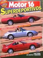 CA036 Autozeitschrift Motor 16, Ausgabe 564, 1994, Spanisch - Magazines & Newspapers
