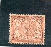 CURACAO 1903-4 O - Curaçao, Antilles Neérlandaises, Aruba