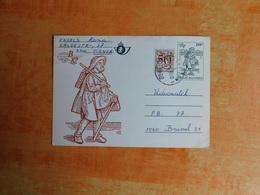 Entier Postal   (C8) - Stamped Stationery