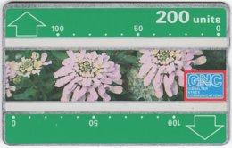 GIBRALTAR A-076 Hologram GNC - Plant, Flower - 230A - MINT - Gibraltar