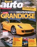 CA043 Autozeitschrift Sport Auto, Nr. 533, 2006, Französisch - Auto/Motorrad
