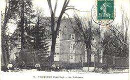 Carte Postale Ancienne De  THORIGNE - Autres Communes