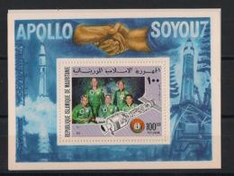 Mauritanie - 1975 - Bloc Feuillet BF N°Yv. 13 - Apollo / Soyuz - Neuf Luxe ** / MNH / Postfrisch - Mauretanien (1960-...)