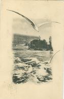 Stockholm 1919; Kungl. Slottet - Circulated. (Eskil Holm) - Schweden