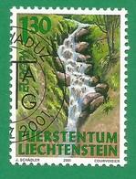Liechtenstein  2001  Mi.Nr. 1255 , EUROPA  CEPT - Lebensspender Wasser - Gestempelt / Fine Used / (o) - 2001