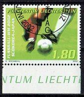 Liechtenstein 2002 # Mi. 1296 O - Liechtenstein