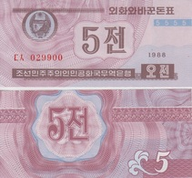 KOREA Set 5 Chon 1988  P 24(2) UNC - Korea, North