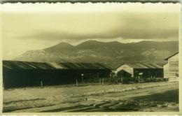 ALBANIA - TIRANA - OCCUPAZIONE FASCISTA - CAMPO MILITARE ITALIANO - RPPC POSTCARD 1941 (BG3294) - Albanië