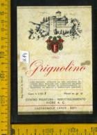 Etichetta Vino Liquore Grignolino - Castagnole Lanze AT - Altri