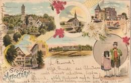 Gruss Aus Affoltern 1900 - ZH Zurich