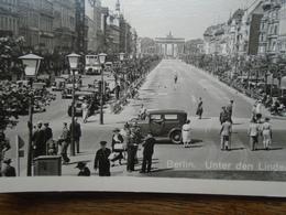 Berlin , Unter Den Linden - Germany