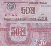 KOREA Set 50 Chon 1988  P 26(2) UNC - Korea, North